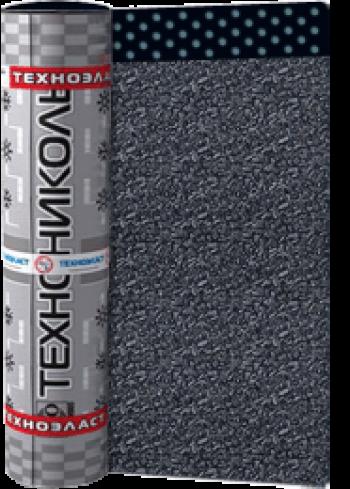 Наплавляемая битумная изоляция ТехноНиколь Техноэласт ТКП 4.2мм (5.0) сл.сер.